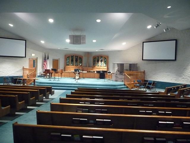 Bayside Baptist Before