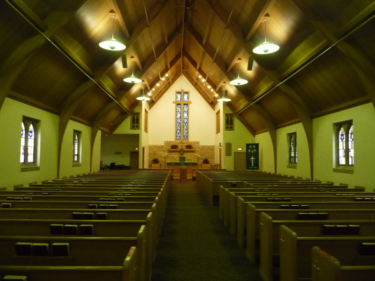 St. Paul Lutheran Before